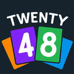 Twenty48 Solitaire game