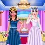 Twin Sisters Wedding game