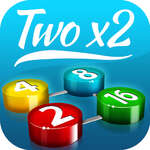 Two For 2 match the numbers game