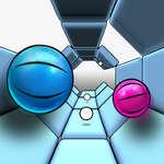 Два тунела 3D игра