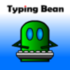 Typing Bean game