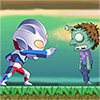 Ultraman VS Alien Zombies game