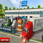 Ultimate Off Road Cargo Truck Trailer Simulator jeu