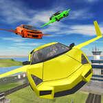 игра Окончательный летающий автомобиль 3d
