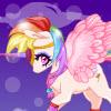 Unicornio de fantasía juego