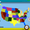 United States GeoQuest game