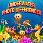 Underwater Photo Differences game