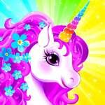 Unicorn Dress Up Girls game
