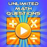 Onbeperkte wiskundevragen spel