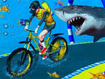 Underwater Cycling Adventure game