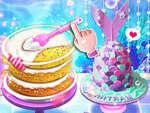 Unicorn Chef Design Tort joc