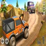Up Hill Free Driving game