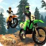 Uphill Motorbike Rider offroad kerékpár játék 2020