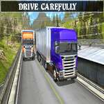 игра Симулятор грузового прицепа uphill Cargo Simulator 2k20