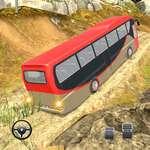 Uphill Climb Bus Driving Simulator Sim 3D game