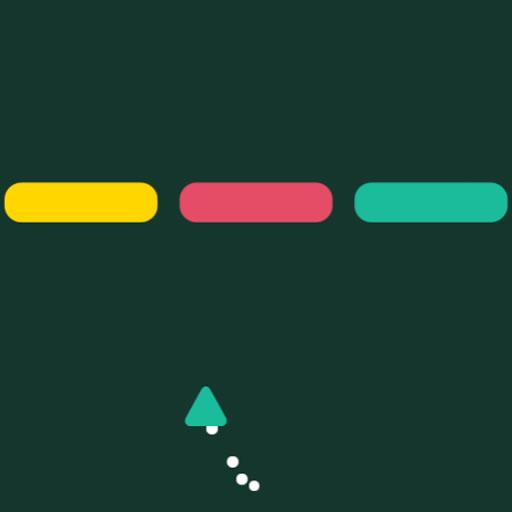 Нагоре Цвят игра
