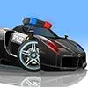 V8 Police Parking game