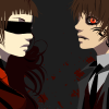 Couple de vampire Halloween Dress Up jeu jeu