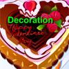 Valentine čokoládovú tortu hra