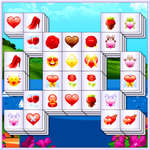 Valentines Mahjong Deluxe game