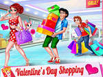 Valentines Day Shopping game