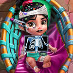 Vanellope Injured Emergency game