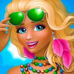 Vacation Summer Dress Up game