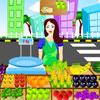 Zöldségek és gyümölcsök játék