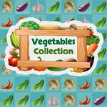 Collection de légumes jeu
