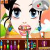 Villaggio bellezza al dentista gioco