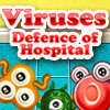 Viruses - Defence of Hospital game