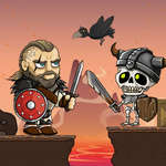 Vikingos vs Esqueletos juego