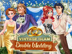 Vintage Glam Double Wedding jeu