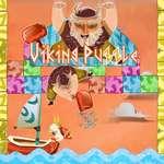 Viking puzzel spel