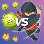 Virus Ninja 2 game
