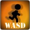 WASD spel