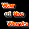War of the Words game