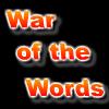 Oorlog van de woorden spel