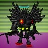 Warrior Robot Builder game