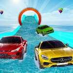 Water Car Racing game