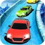 Water Slide Car Racing Sim game
