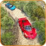 Water Slide Car Stunts Racer game
