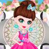 Esküvői virág lány játék