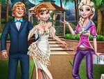 Hochzeitsvorbereitungen Spiel