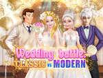 игра Свадебная битва Классический против современных