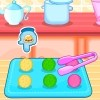 White Chocolate Ice-Cream Cake game