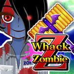Whack a Zombie game