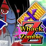 Whack un zombie jeu