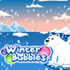 Winter Bubbles game