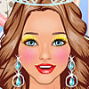 Winter-Princess Make Up Roxigames Spiel